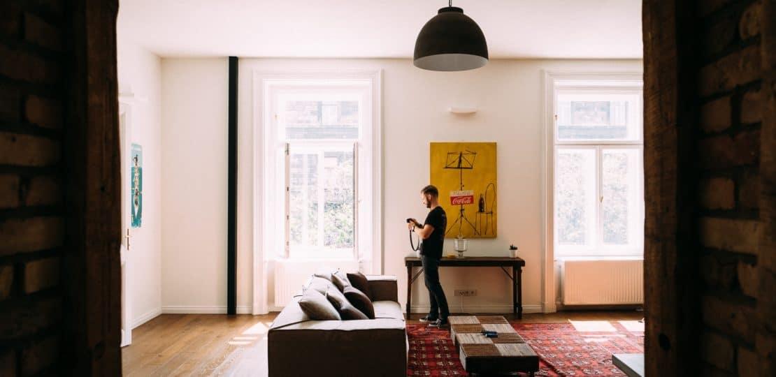 Anúncio de aluguel: como deixar o seu imóvel lindo nas fotos