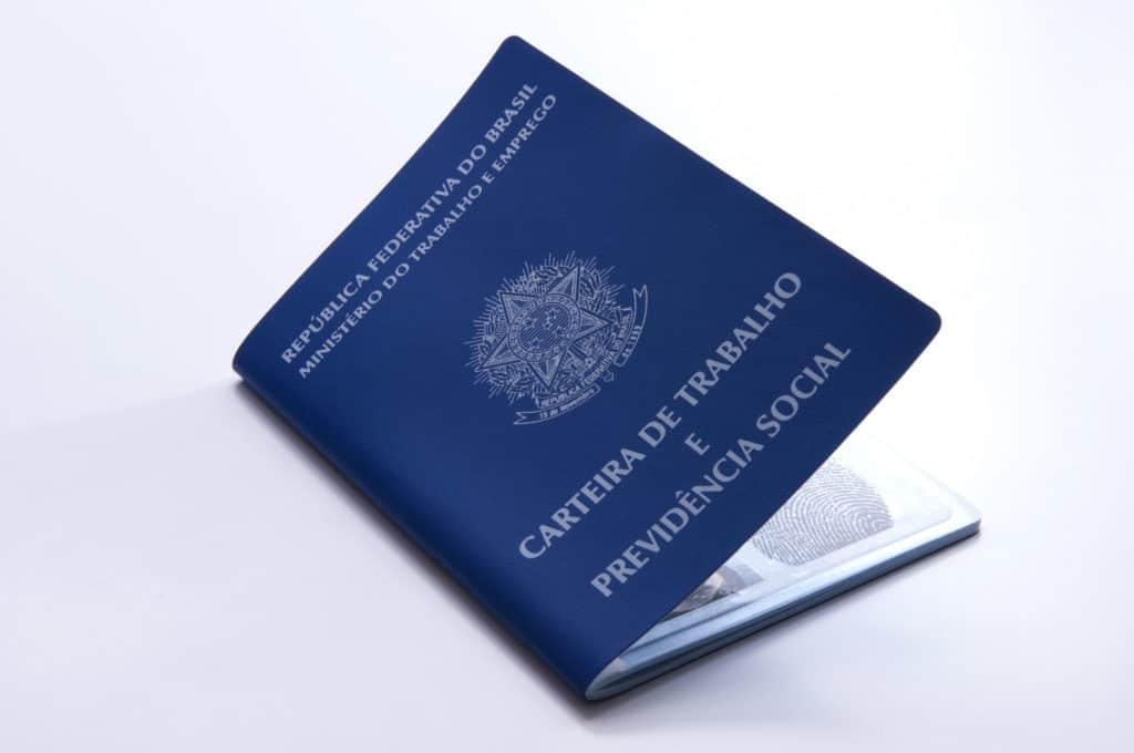 Documentos - Carteira de Trabalho Profissional
