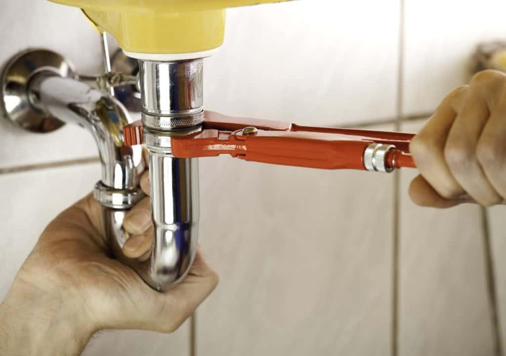 Reparo hidraulico