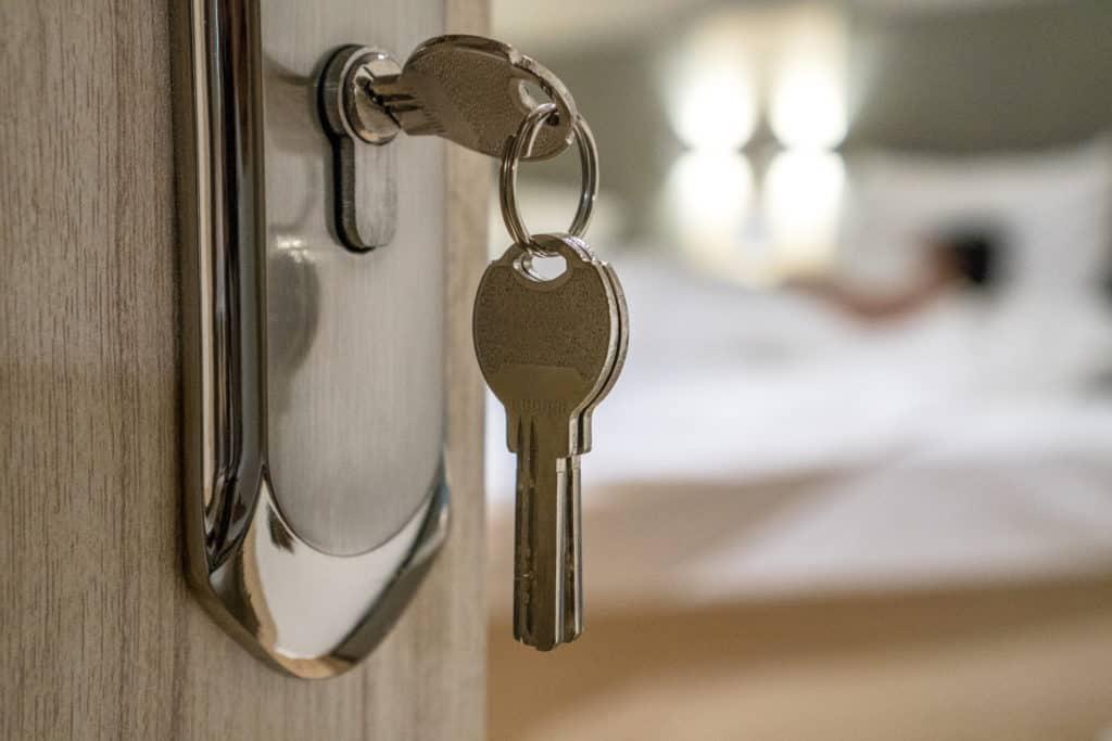 Reparo - Troca de fechadura e chaves