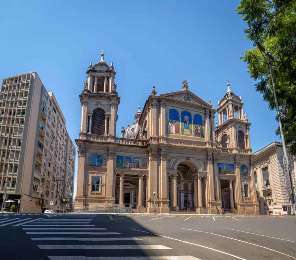 Morar em Porto Alegre - Catedral