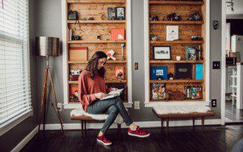 7 livros sobre organização pra você manter a casa sempre em ordem