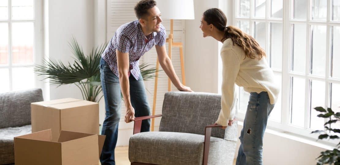 Páscoa de casa nova: como se planejar pra mudar antes do feriadão