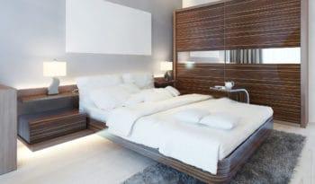 Dica do QuintoAndar: armários nos quartos valorizam o imóvel