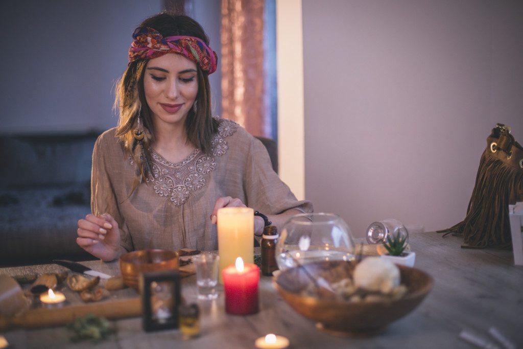 Seguro obrigatório - velas aromáticas