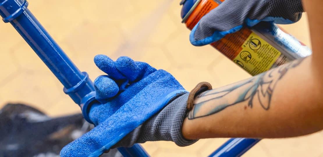 Passo a passo: como fazer um cabideiro de PVC