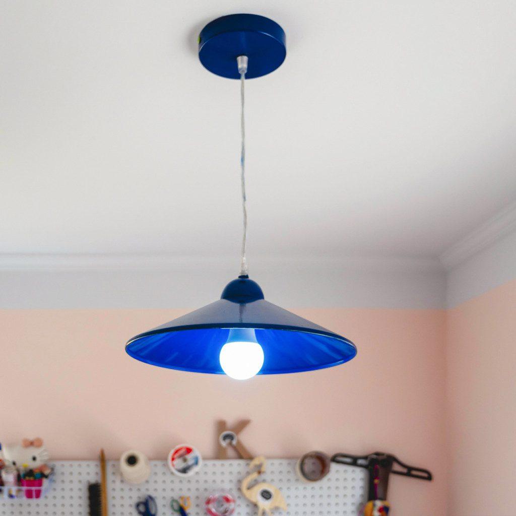 Como instalar uma luminária - Interna 1