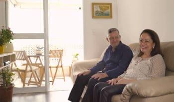 Websérie: casal muda de cidade por qualidade de vida e mais contato com a família