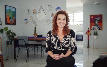 Proprietária e inquilina pelo QuintoAndar, Pamela fala sobre o que considera morar bem