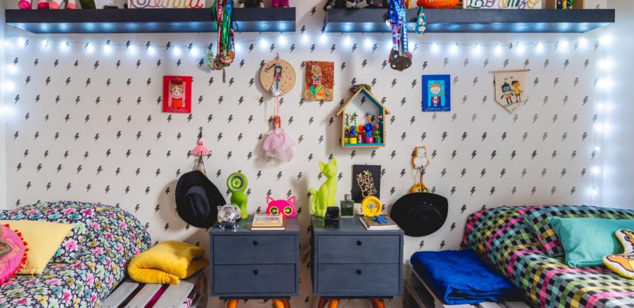 Dicas de decoração para quarto de menino e menina compartilhado