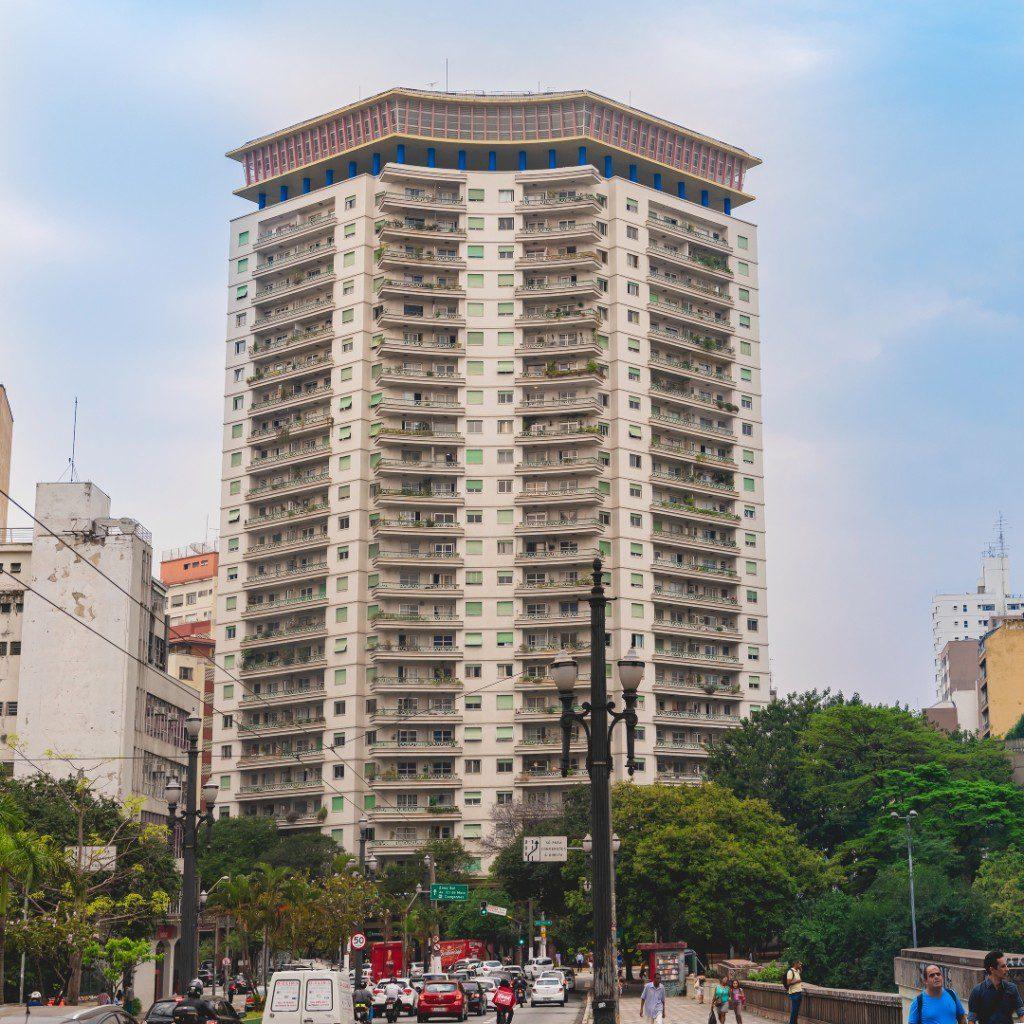 Bairro do Bixiga - Edifício Viadutos