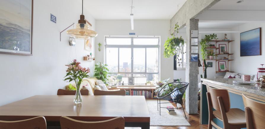 Histórias de casa: apê alugado e pronto pra entrar, é só decorar