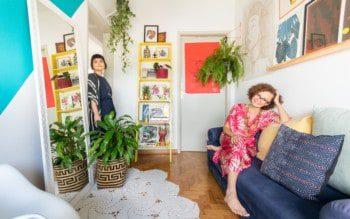 Histórias de casa: casal se muda de Belém pra São Paulo e encontra o apê ideal