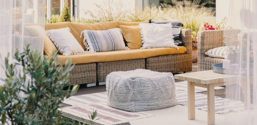 Saiba como montar um espaço lounge de acordo com o lugar onde você mora