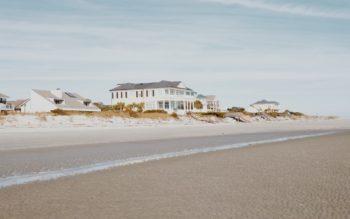 Casa para morar na praia