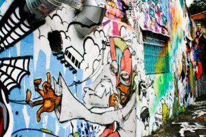 Grafite em SP: Conheça os principais pontos de arte urbana a céu aberto