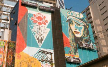 NaLata Festival 2021 promove arte urbana a céu aberto em São Paulo